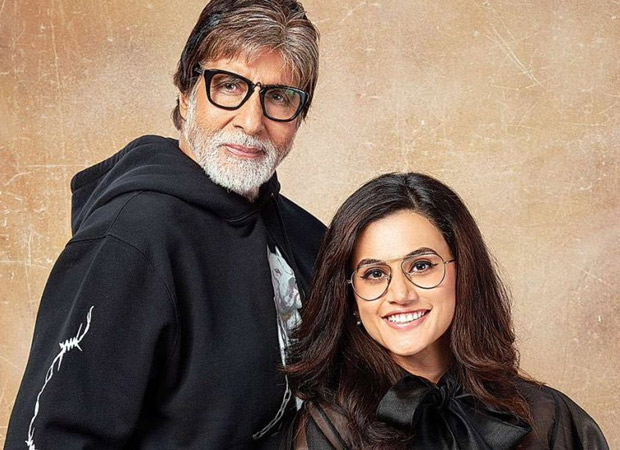 Amitabh Bachchan Shares A Sweet Banter He Had With Badla Co-star Taapsee Pannu Over The Teaser Of Saand Ki Aankh!