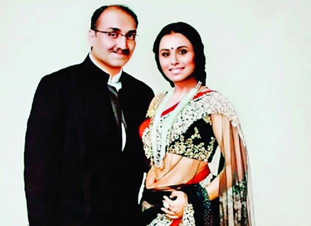 Aditya Chopra - Rani Mukerji move into a new home