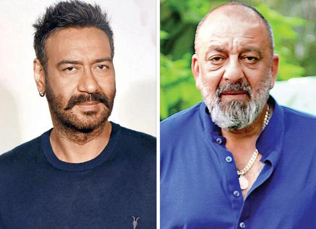 Ajay Devgn Joins Sanjay Dutt For Bhuj: The Pride Of India