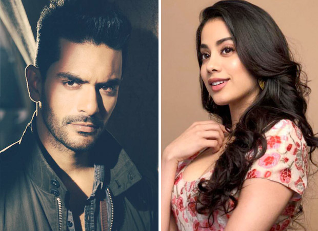 Angad Bedi and Janhvi Kapoor visit this dream location for Kargil Girl's next program