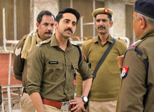 Anubhav Sinha's Article 15 starring Ayushmann Khurrana wins big at the London Indian Film Festival!