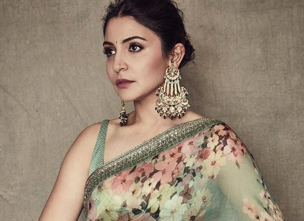 Anushka Sharma in a Sabyasachi saree is a sight for sore eyes!