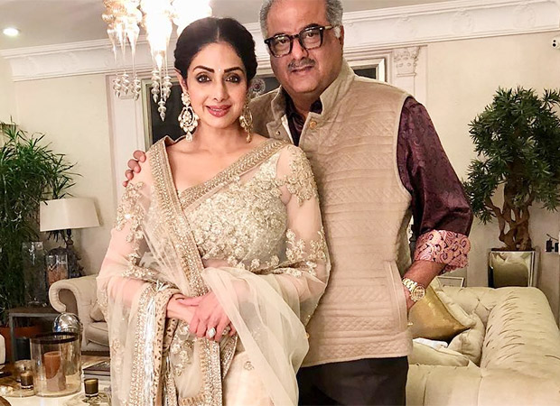 Boney Kapoor reacts to Kerala DGP for claiming that Sridevi's death might have been a MURDER