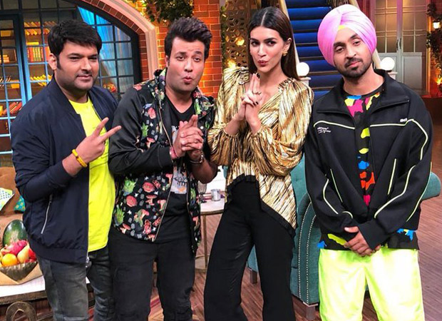 Arjun Patiala: Kriti Sanon has the most hilarious response to Kapil Sharma when he asked her why she was sad on his wedding day!
