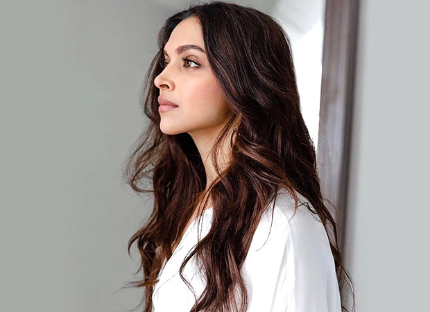 Deepika Padukone Looks Gorgeous In This All-white Outfit By Ralph Lauren