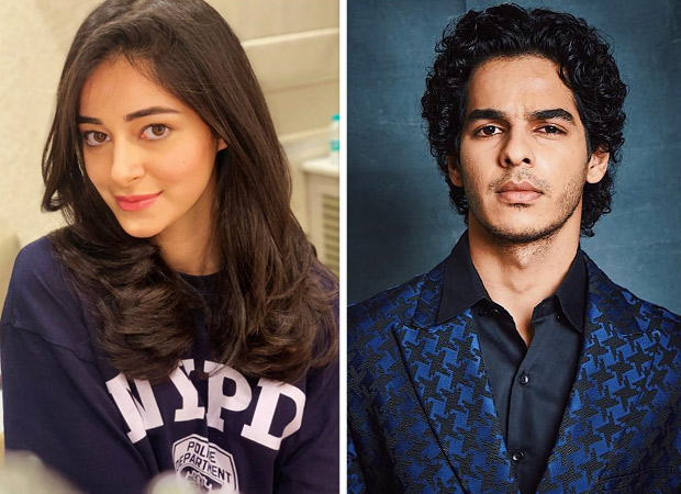 Exclusive: Ananya Panday Signed For Ali Abbas Zafar's Next With Ishaan Khatter