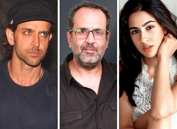 EXCLUSIVE Hrithik Roshan DENIES doing a film with Aanand L Rai opposite Sara Ali Khan
