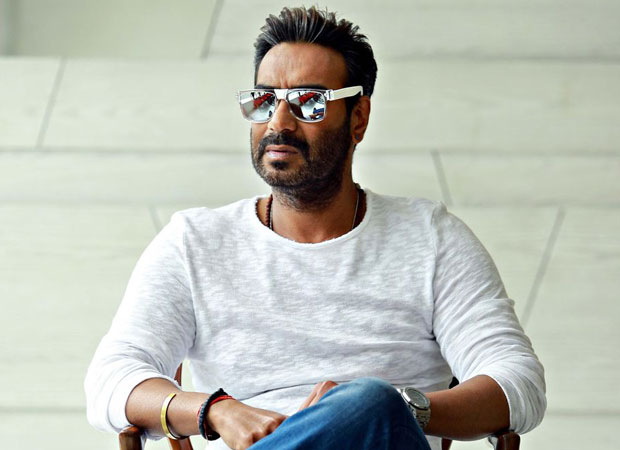 Exclusive Ajay Devgn shoots at specially constructed set for action-packed GRAND CLIMAX Bhuj The Pride Of India in Kutch from today!