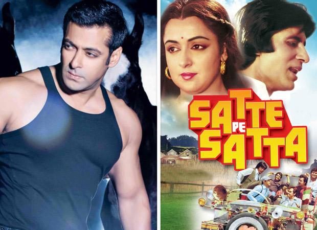 Exclusive: Why didn't Salman Khan play Amitabh Bachchan's role in Satte Pe Satta two years ago?