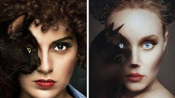 Flóra Borsi, a European artist, accuses Kangana Ranaut and Rajkummar Rao starrer Judgementall Hai Kya for plagiarising her artwork