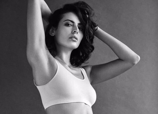 Hotness Alert! Mandana Karimi's Monochrome Bikini Mode Is Sure To Leave You Drooling