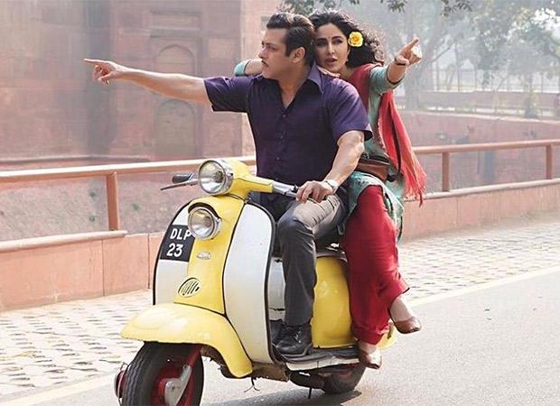 Here's How Salman Khan Wished Katrina Kaif On Her 36th Birthday