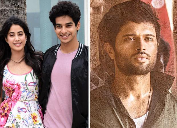 Ishaan Khatter to romance Janhvi Kapoor in Vijay Deverakonda's Hindi remake of Dear Comrade