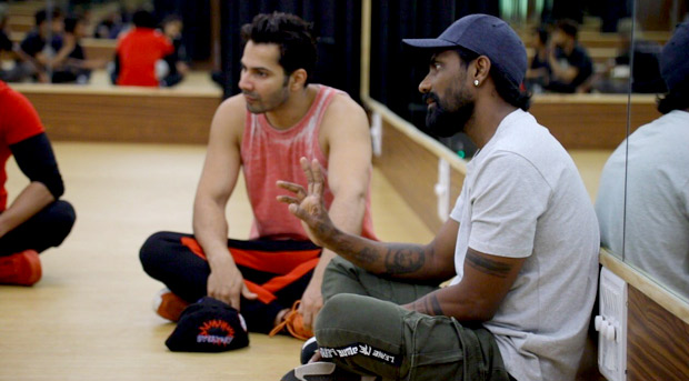 It's a wrap for Varun Dhawan and Shraddha Kapoor on Street Dancer 3D
