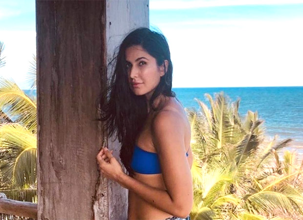 Katrina Kaif looks sizzling in a colourful monokini