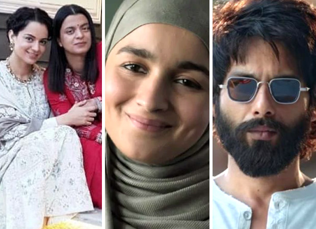 Kangana Ranaut's sister Rangoli Chandel calls Alia Bhatt's role in Gully Boy much more violent and criminal while comparing it to Shahid Kapoor in Kabir Singh!
