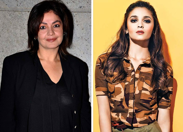 Pooja Bhatt spills the beans on what she feels like when shooting with Alia Bhatt for Sadak 2