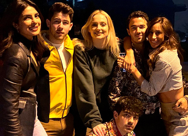 Priyanka Chopra talks about Nick Jonas, Meghan Markle, her bond with Sophie Turner and Danielle Jonas