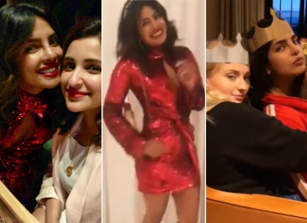 Priyanka Chopra's Birthday Was Full Of Love With Nick Jonas, Parineeti Chopra And Sophie Turner