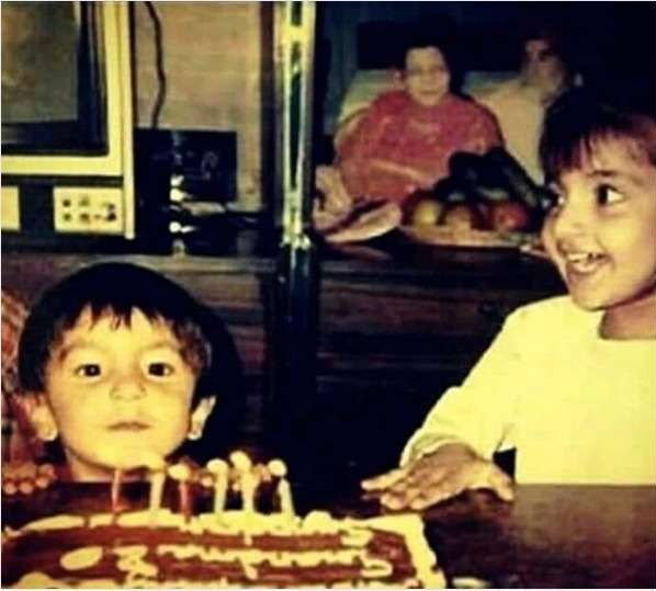 Ranveer Singh's Sister Ritika Bhavnani Shares The Cutest Throwback Photo Of Themselves