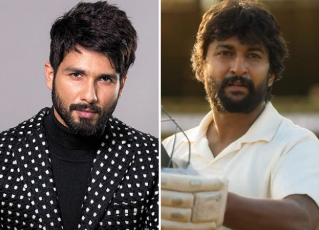 SCOOP: After Kabir Singh, Shahid Kapoor approached for Hindi remake of Nani's Jersey