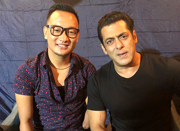 Salman Khan Singing Along With Thupten Tsering Is The Purest Feel Good Video You Will See Today!