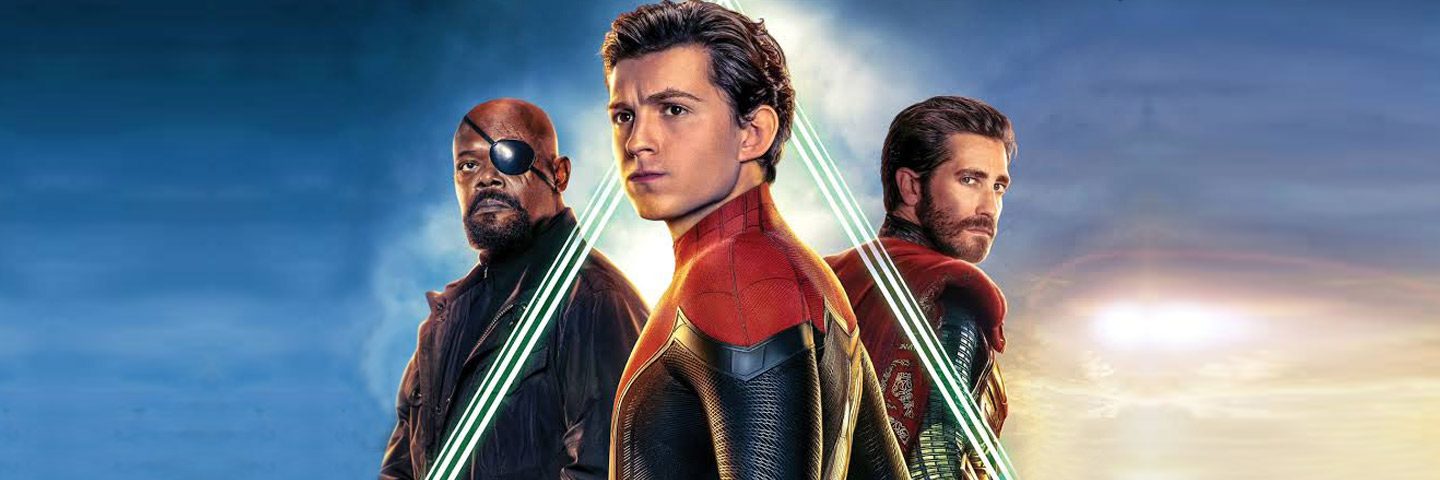 Spider-Man: Far From Home (English)