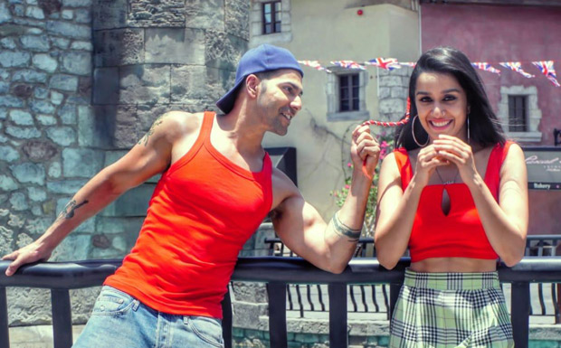 Street Dancer 3D Varun Dhawan – Shraddha Kapoor to shoot for the climax with global dance teams