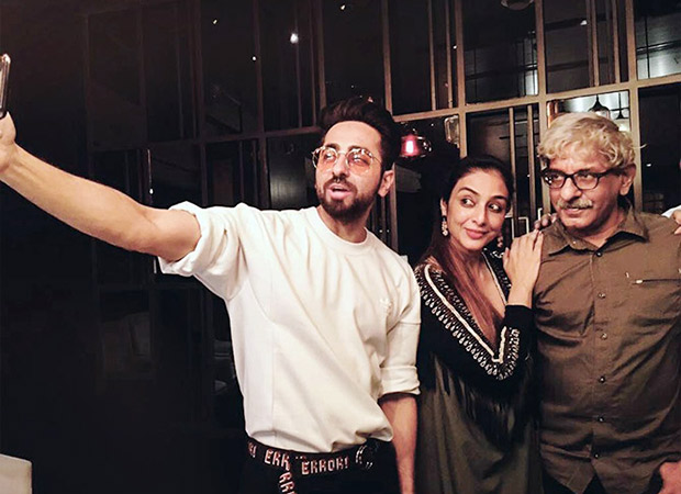 Tabu and Sriram Raghavan to attend special screening of Ayushmann Khurrana starrer Andhadhun in Melbourne