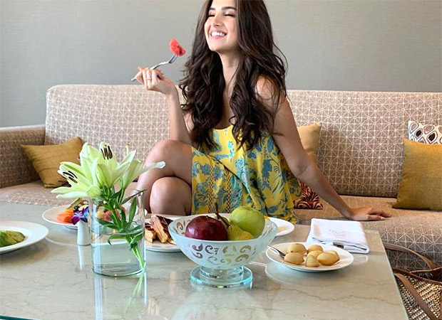 Tara Sutaria's Love For Food Is The Only Kind Of Monday Motivation We Need!