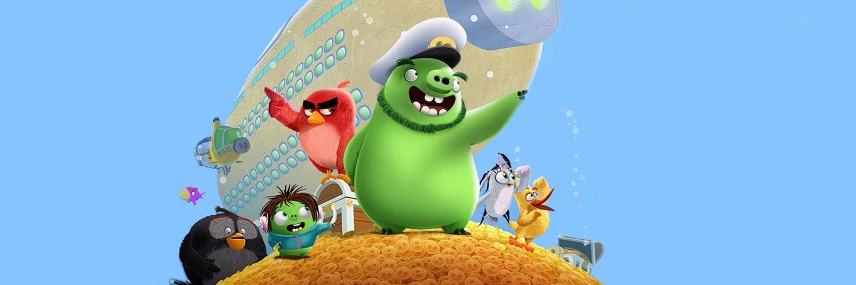 The Angry Birds Movie 2 (English)