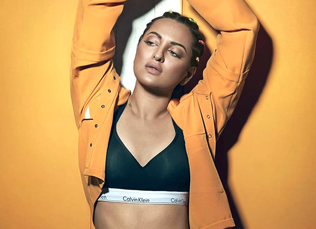 Video: Sonakshi Sinha Skips With Sheer Perfection And We Bet Monday Motivation Doesn't Get Better Than This!