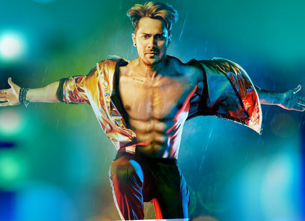 Varun Dhawan to go shirtless in new posters of Street Dancer 3D