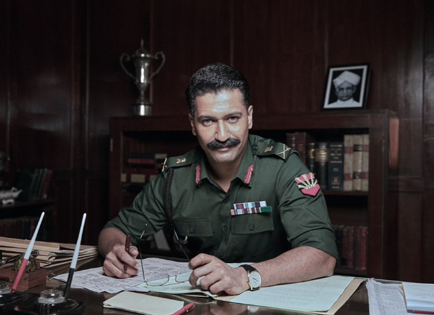 Vicky Kaushal goofs up horribly with his Sam Manekshaw look