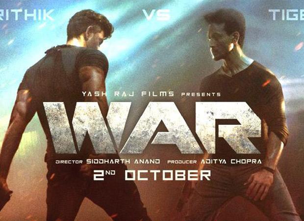 WAR: Hrithik Roshan and Tiger Shroff shot for a bike chase scene