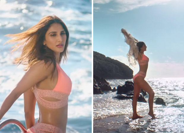 War: Vaani Kapoor Sizzles In A Pink Bikini In Hrithik Roshan - Tiger Shroff's Action Entertainer