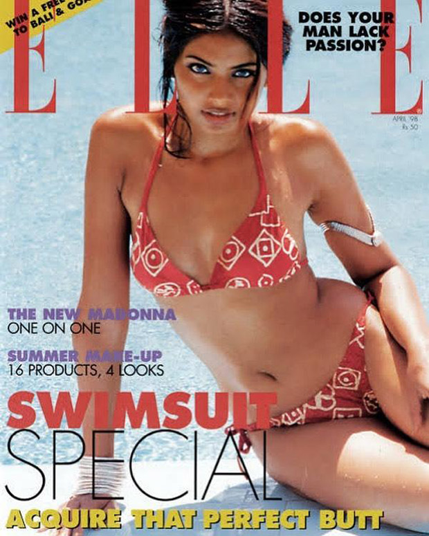 Throwback Thursday: Bipasha Basu walks down the memory lane as she shares bikini and beachy photos from her modelling days!