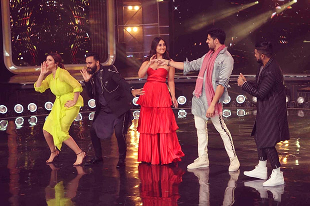 Dance India Dance 7: When Jabariya Jodi Stars Sidharth Malhotra And Parineeti Chopra Set The Stage On Fire With Kareena Kapoor