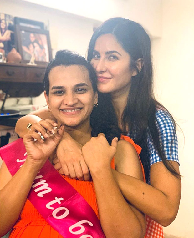 Katrina Kaif Attends The Baby Shower Of Her Manager And Shares This Lovely Post For The Mother-to-be!