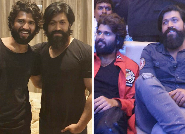 Dear Comrade: When Arjun Reddy Vijay Deverakonda And Kgf Star Yash Came Together