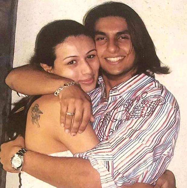 Flashback Friday: This throwback photo of Ranveer Singh sporting long hair has taken social media by storm!