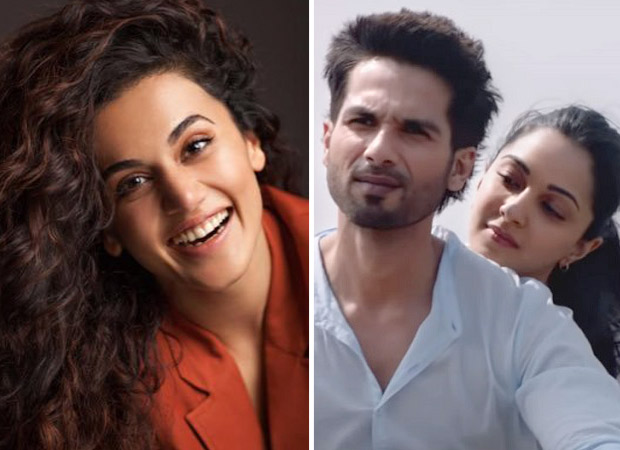 Taapsee Pannu Believes That Kabir Singh Is Not About Flawed Characters But The Fact That It Celebrates Misogyny!