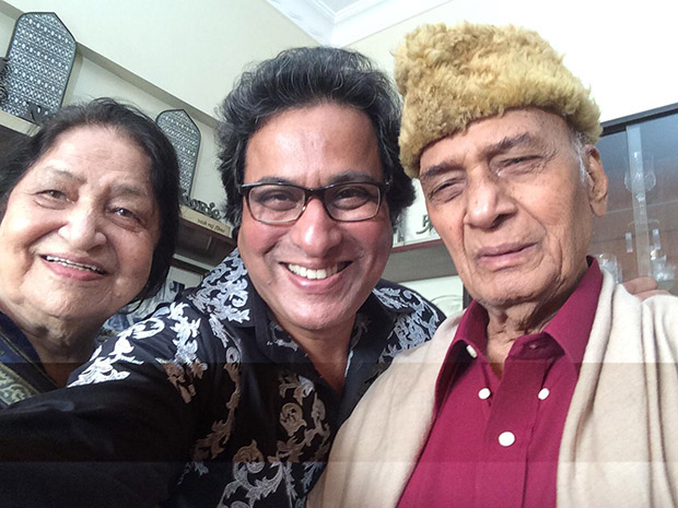 Ghazal Maestro Talat Aziz mourns the death of Khayyam, recalls recording his most iconic song