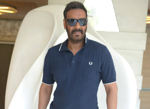 Ajay Devgn preps for football legends