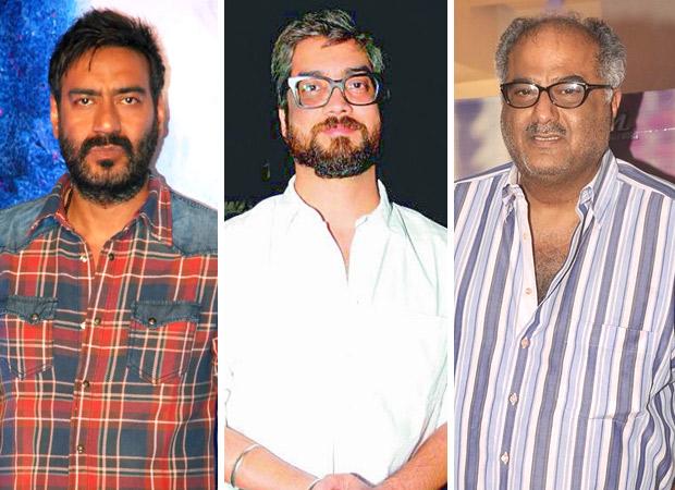Ajay Devgn starrer Maidaan reunites Badhaai Ho director Amit Sharma with his mentor Boney Kapoor
