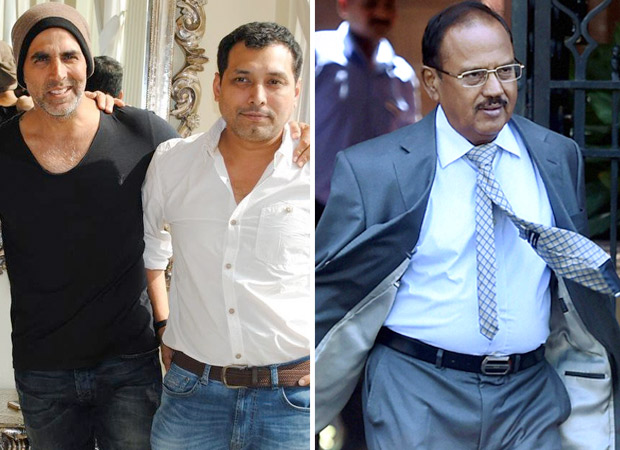 Akshay Kumar and Neeraj Pandey's next to be based on National Security Advisor to PM Modi, Ajit Doval