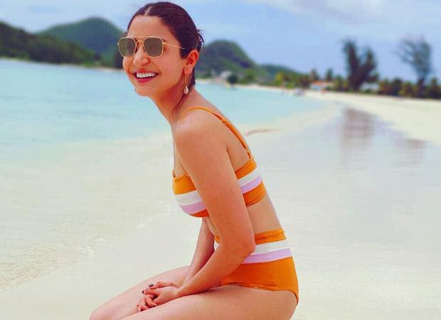 Anushka Sharma's BIKINI clad sun-kissed picture is all about happiness and self-love!