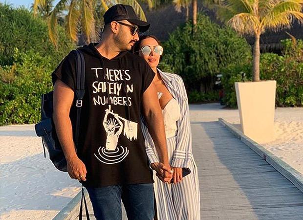 Arjun Kapoor and Malaika Arora turn photographers for each other