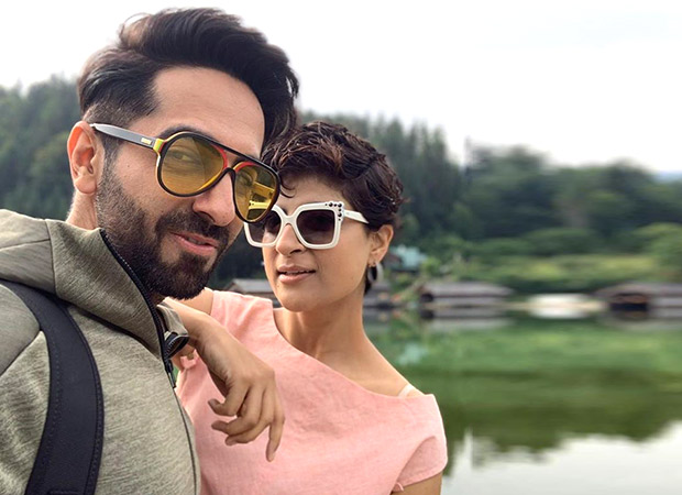 Ayushmann Khurrana And Tahira Kashyap's Austrian Vacation Is All About Love And Peace!