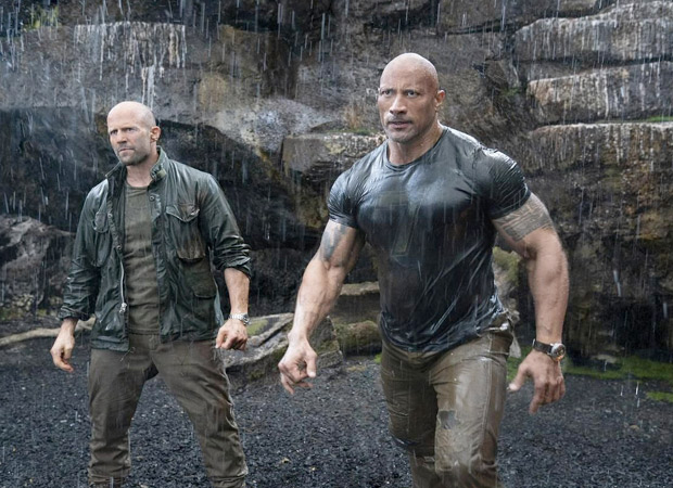 Box Office Fast & Furious Presents Hobbs & Shaw continues to do very well - Saturday updates